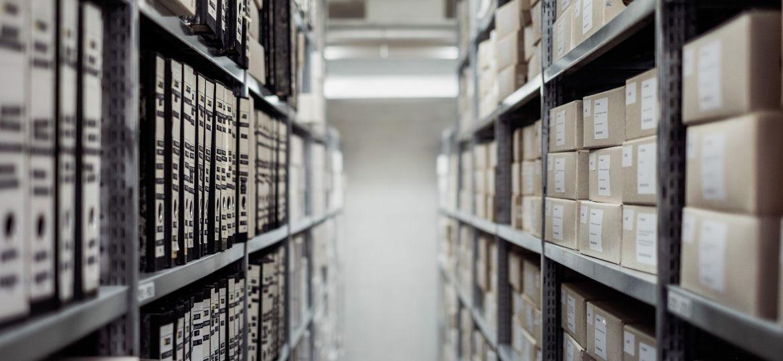 Blog elektronisches Archiv